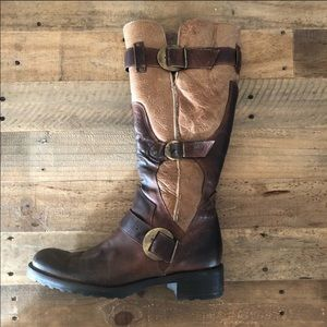 Shoes - Women's Leather Boots
